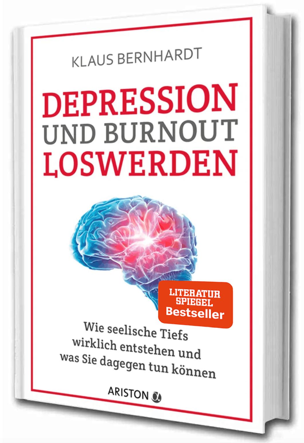 Buch-Depressionen und Burnout loswerden